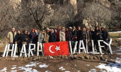 Adana Çıkışlı Kapadokya Gezimiz