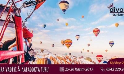 Adana Çıkışlı Kapadokya Turu