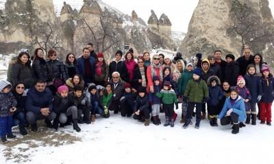 27-28 Ocak Sömestr Özel Erciyes&Kapadokya Gezimiz