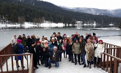 19-21 Ocak Bolu-Abant-Kartepe-Gölcük-Sapanca Gezimiz