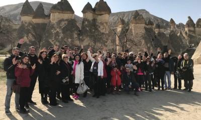 10-11 Şubat 2018 Erciyes-Kapadokya Turu