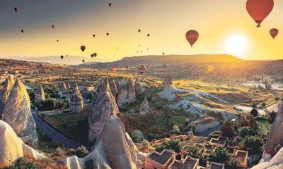 Adana ÇIKIŞLI KAPADOKYA TURU GÜNÜBİRLİK